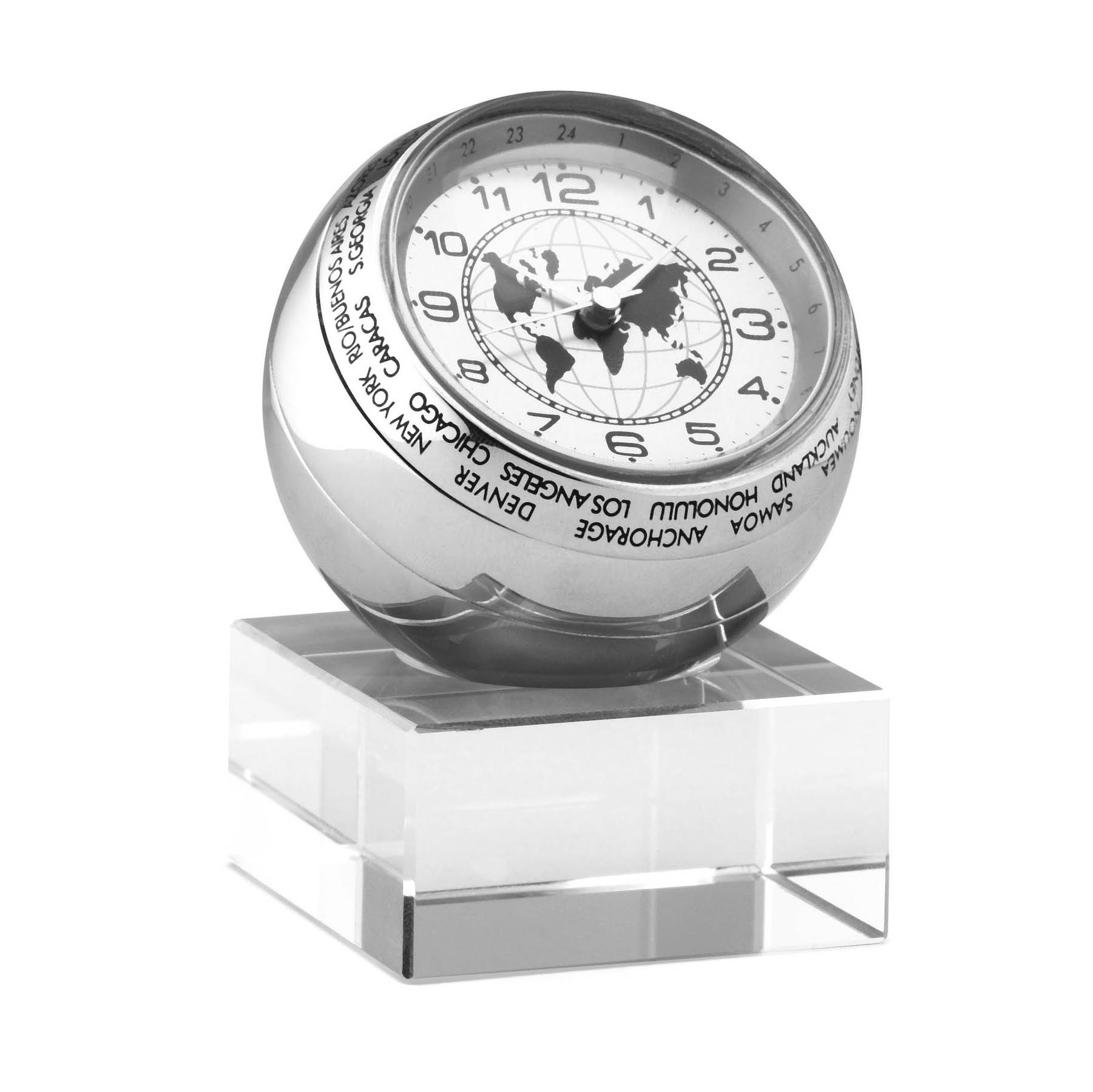Horizon pendule cadeaux d 39 affaires - Horloge de bureau windows ...