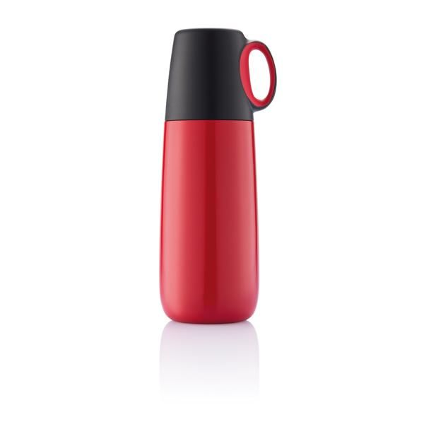 Bouteille isotherme Bopp Hot Rouge 1