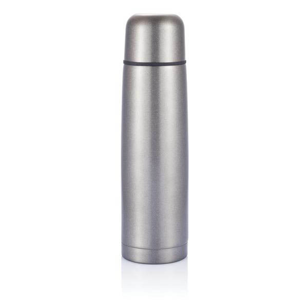 Bouteille thermos en acier inoxydable Anthracite 1