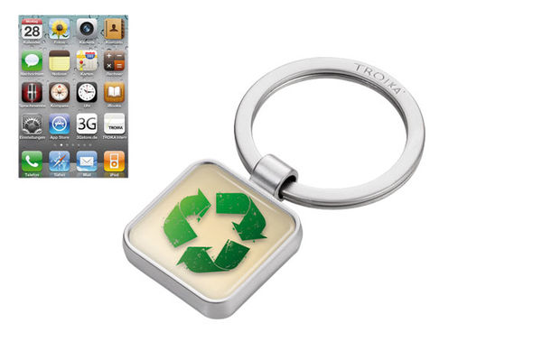 APP KEYRING RECYCLING