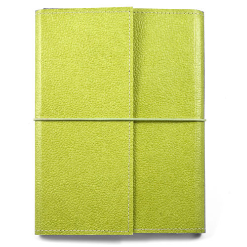 Cahier COTON CHIC I Vert