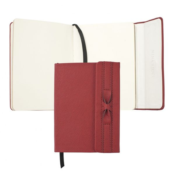 Carnet Sibyllin red Rouge