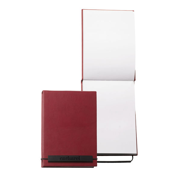 Carnet A6 Caravage Rouge Rouge