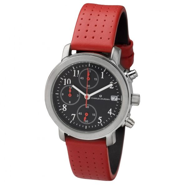 Chronographe Active red Rouge