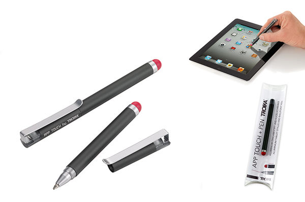 APP TOUCH + PEN Gris Rouge