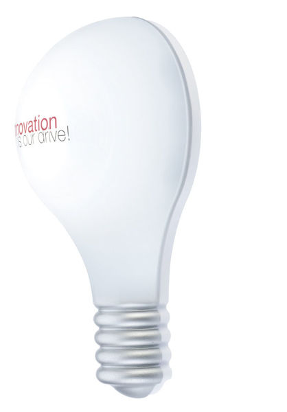 LIGHTBULB PUSHLIGHT Blanc