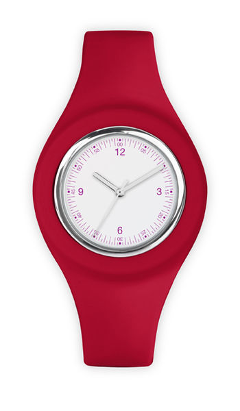 S. WATCH (ANALOG) Rouge