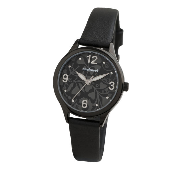 Montre Fairy garden Black Noir