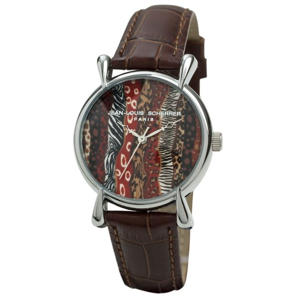 Montre Savane Marron