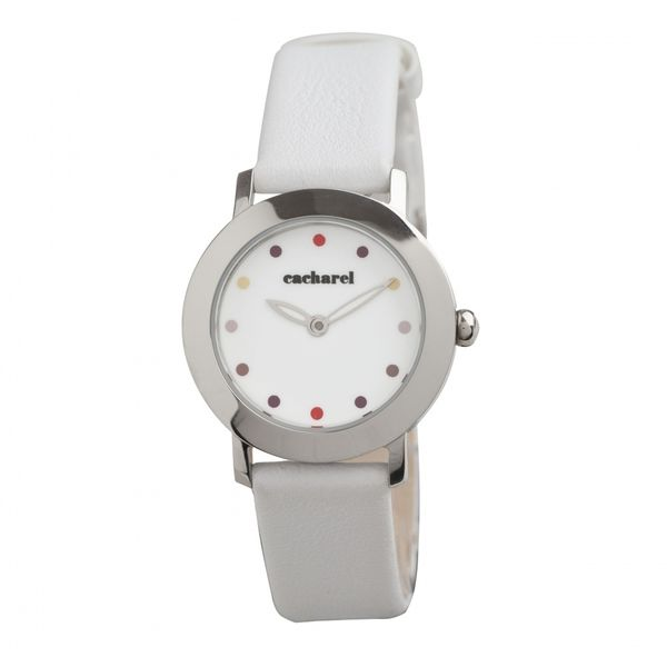 Montre Aquarelle White Blanc