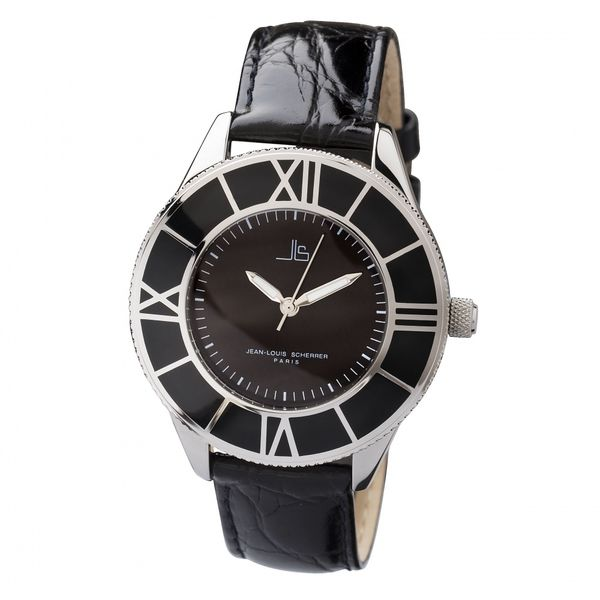 Montre Absolute Round Noir