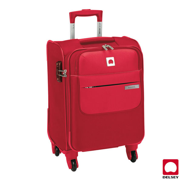 Cabine 4 roues Rouge