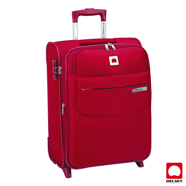 Cabine extensible Rouge