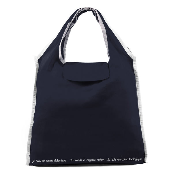 Sac shopping SILL Bleu