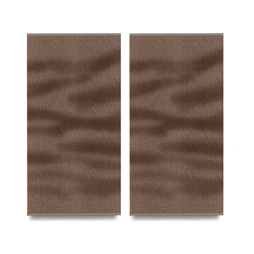 Serviette SWEET HOME II Marron
