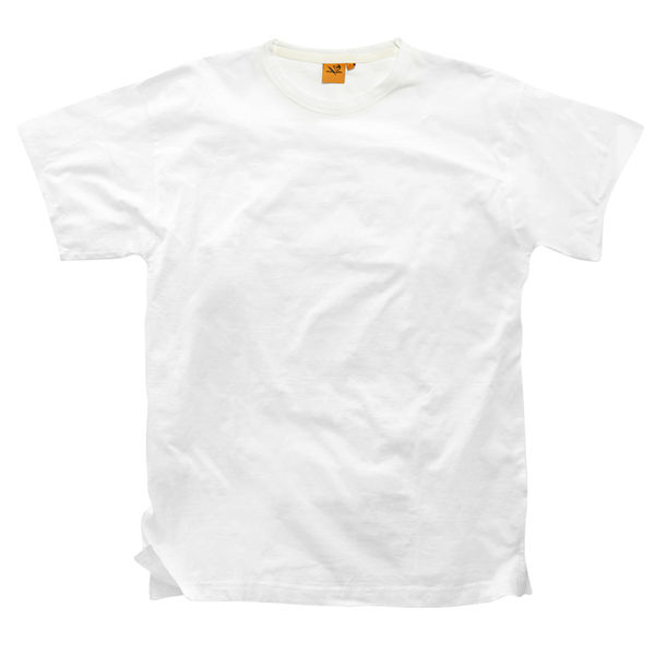 T-shirt NATURE WEAR Blanc