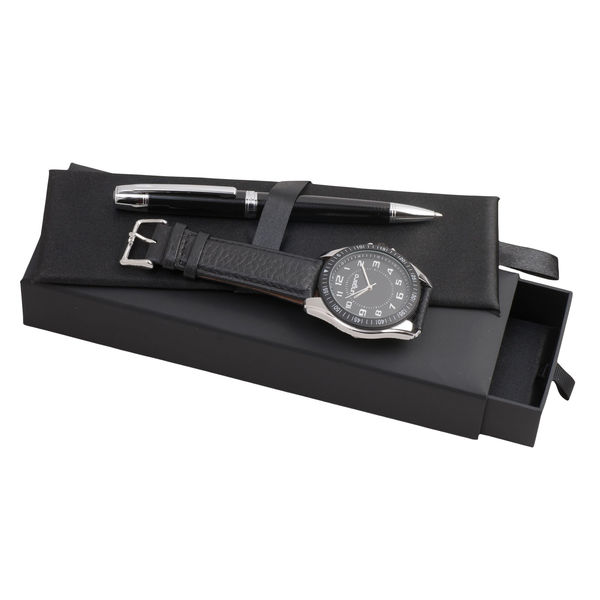 Set UNGARO : Montre + Stylo